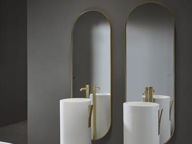 Wall-mounted bathroom mirror GIRO | Mirror