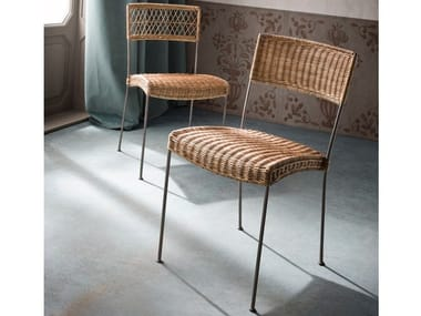 Rattan chair GIULY