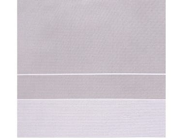 Striped washable polyester fabric for curtains GLÓRIA