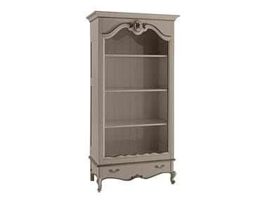 Open lacquered bookcase GLAMOUR | Bookcase