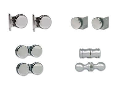 Steel Shower door kit GLASS-WALL