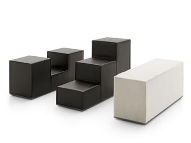 Stool / coffee table GLI SCACCHI