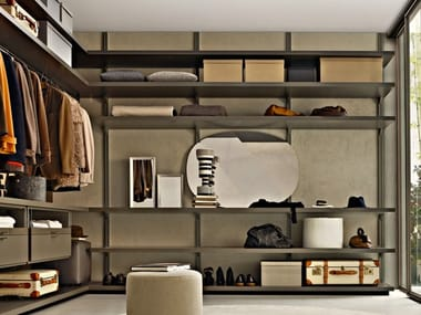 Walk-in wardrobes