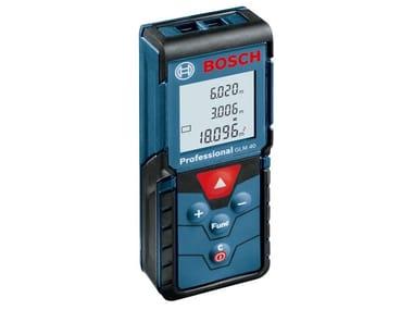 Distanziometro laser GLM 40 Professional