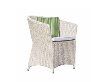 GLOBE | Garden armchair