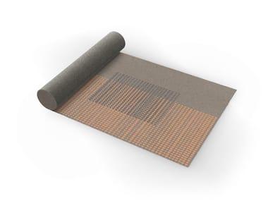 Patterned polyamide carpeting GLOOP   Carpeting
