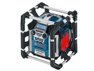 Caricabatteria con radio GML 50 Professional