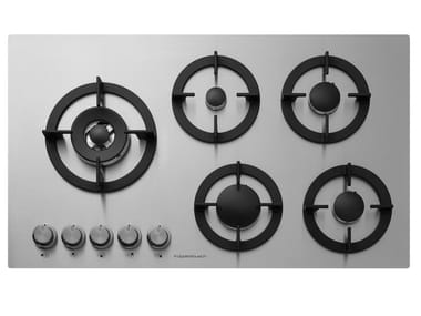 Gas built-in steel hob GMS9751.0 | Gas hob