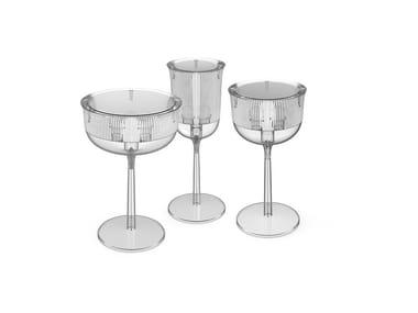 Lámpara de mesa de policarbonato GOBLETS | Lámpara de mesa