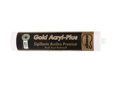 Sigillante Acrilico Premium GOLD ACRYL-PLUS