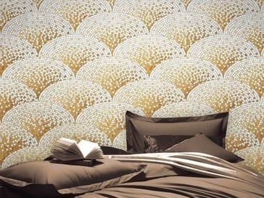 Wallpaper GOLDEN ART DECO MOSAIC
