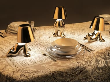 LED table lamp GOLDEN BROTHERS