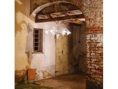 Classic style handmade glass chandelier GOLDEN CENTURY 86   Venetian style  chandelier