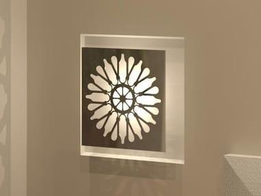 LED aluminium wall light GOTHIC | Wall light