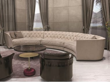 Sectional curved sofa GRACE   Sectional sofa