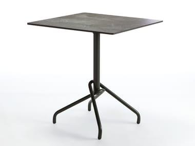 Drop-leaf HPL garden table GRACE | Table