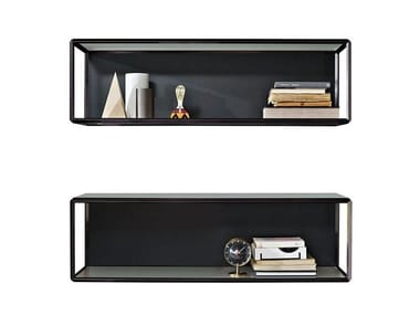 Crystal wall shelf GRADO°
