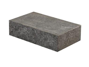 Sintered stone step COLOSSEO GRIGIONI BLOCKSTEP