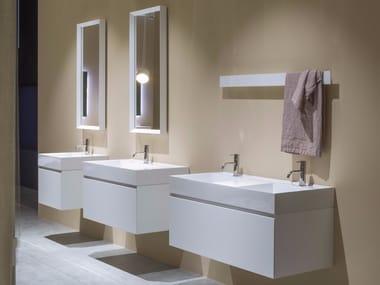 mobili lavabo con specchio | archiproducts - Arredo Bagno Antonio Lupi Scontato