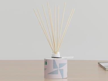 Natural stone Air freshener dispenser GRAFISMI & SCENARI Prestige - Melograno