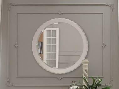 Round framed mirror GRAN DUCA | Mirror