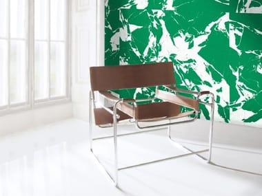 Motif non-woven paper wallpaper GRANDE ANTIQUE | Wallpaper