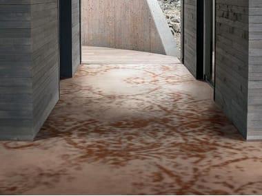 Pavimento/rivestimento in gres porcellanato per interni ed esterni GRAND CARPET | Sand D