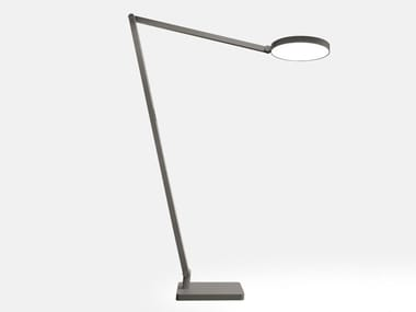 Lampada da terra a LED orientabile GRAND LUCILLE FLOOR S9