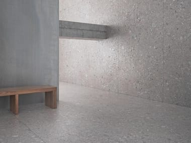 Porcelain stoneware wall/floor tiles with stone effect GRANDE | Wall/floor tiles with stone effect