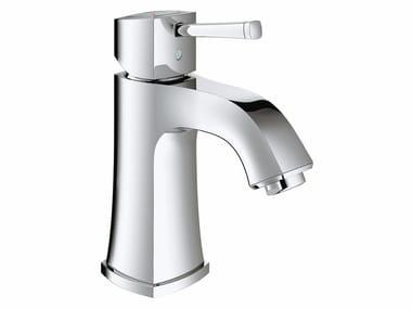 Countertop single handle washbasin mixer without waste GRANDERA™ SIZE M   Washbasin mixer