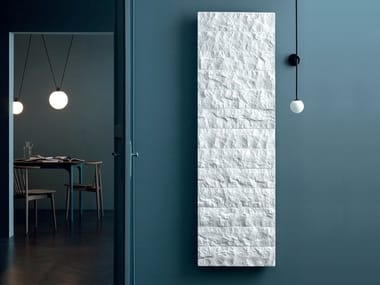 Vertical Livingstone® panel radiator GRANSASSO