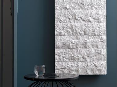 Vertical Livingstone® panel radiator GRANSASSO