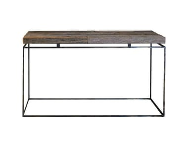 Rectangular oak coffee table GRAPHIC 4 | Rectangular coffee table