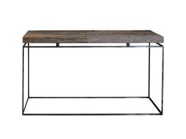 Rectangular oak coffee table GRAPHIC | Rectangular coffee table