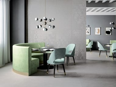 Porcelain stoneware wall/floor tiles with stone effect GRECALE