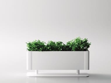 Plantador de alumínio GREEN LIGHT_T