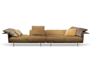 Sectional fabric sofa GREGOR | Sofa