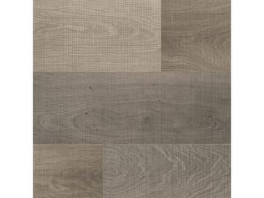 Pavimento laminato effetto legno PRESTIGE L GREY OAK