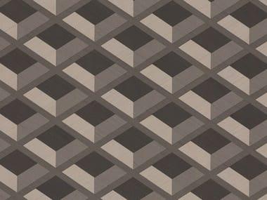 Indoor wooden wall tiles GRID WOOD