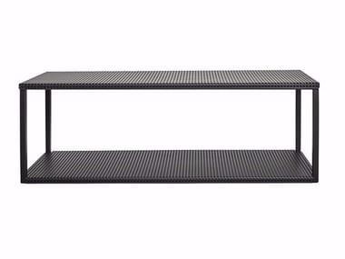 Steel wall shelf GRID | Wall shelf