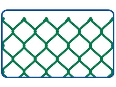 Rete zincata e plastificata a semplice torsione GRIGLIA PLASTIFICATA | 50 x 50 EXTRA PESANTE