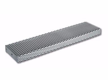 Gradino in acciaio GRIGLIOFILS | Gradino