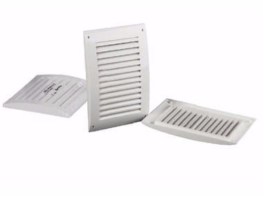 Griglia di ventilazione in ABS GRIGLIA AD APPOGGIO