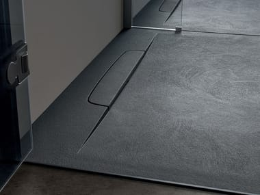 Rectangular shower tray GRIP