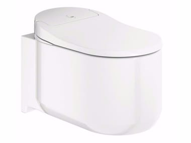 Wall-hung toilet with bidet GROHE Sensia® Arena