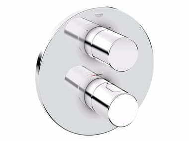 Thermostatic shower tap with plate GROHTHERM 3000 COSMOPOLITAN 19468_ | Shower tap