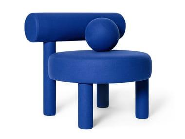 Petit fauteuil en tissu GROPIUS CS1 | Petit fauteuil