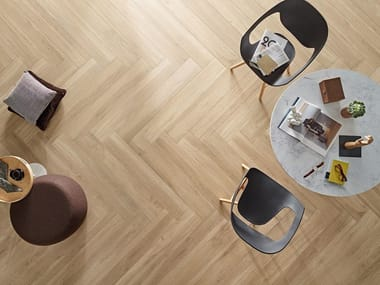 Wall/floor tiles with wood effect GROVE