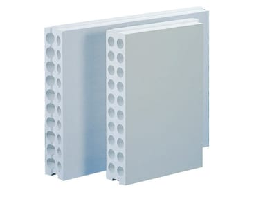 Gypsum plasterboard GYPS BLOC®