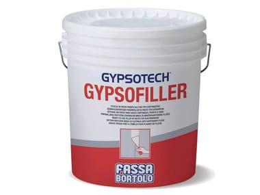 Stucco in pasta pronto all'uso per cartongesso GYPSOFILLER